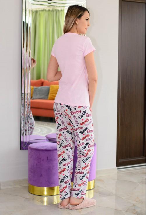 Pijama Sweet Barbie Pink