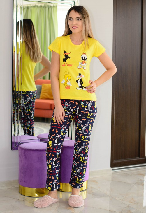 Pijama Special Safety Yellow
