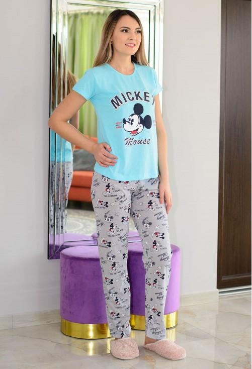 Pijama All Day Wear Blue