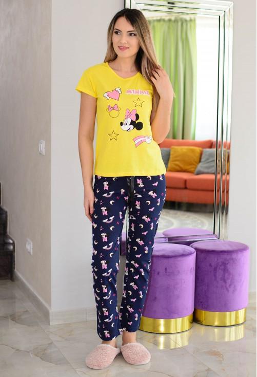 Pijama Night Dream Yellow