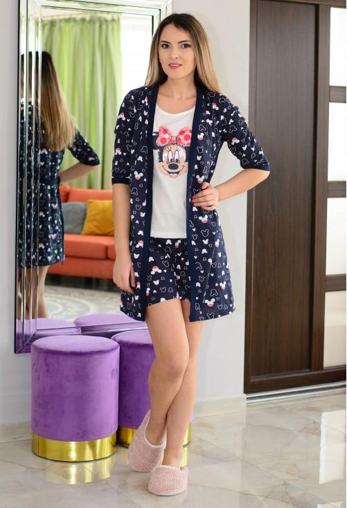 Pijama Comfy Style DarkBlue