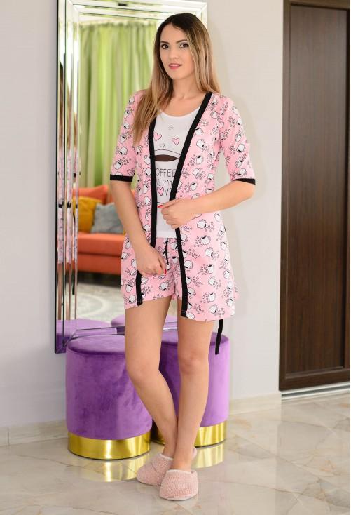 Pijama Morning Star Pink