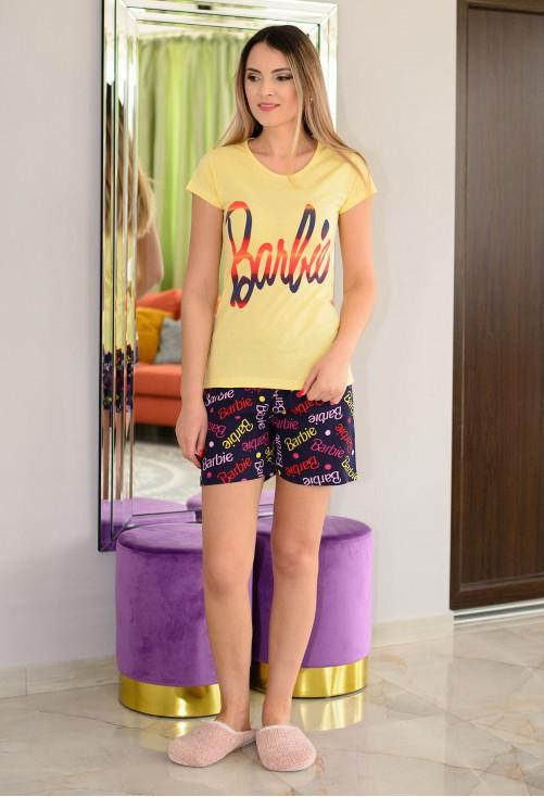Pijama So Barbie Yellow
