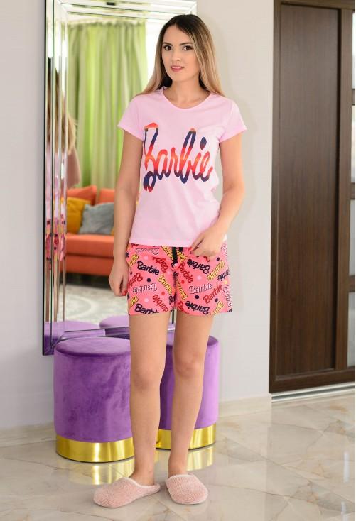 Pijamale So Barbie Pink