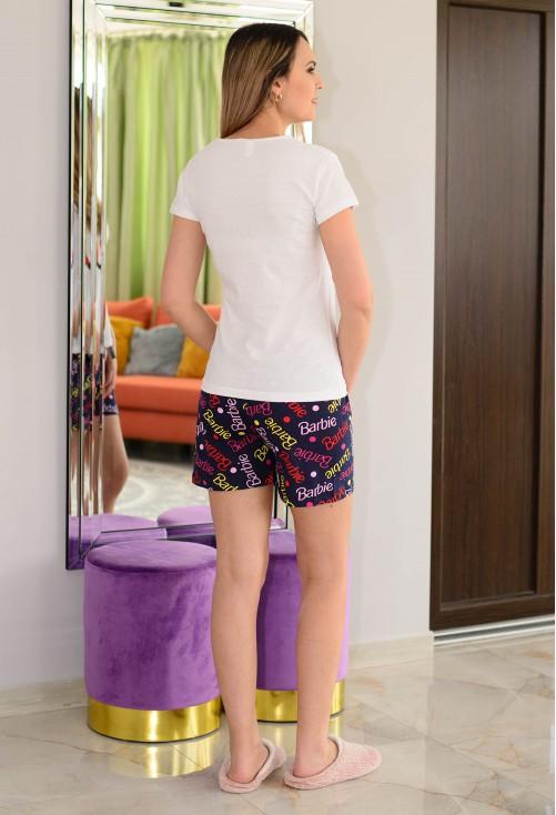 Pijama So Barbie White