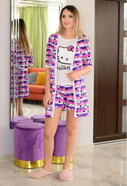 Pijama Hello Sunshine Purple