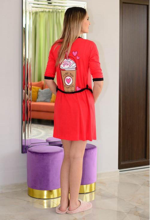 Pijama Smoothie Red