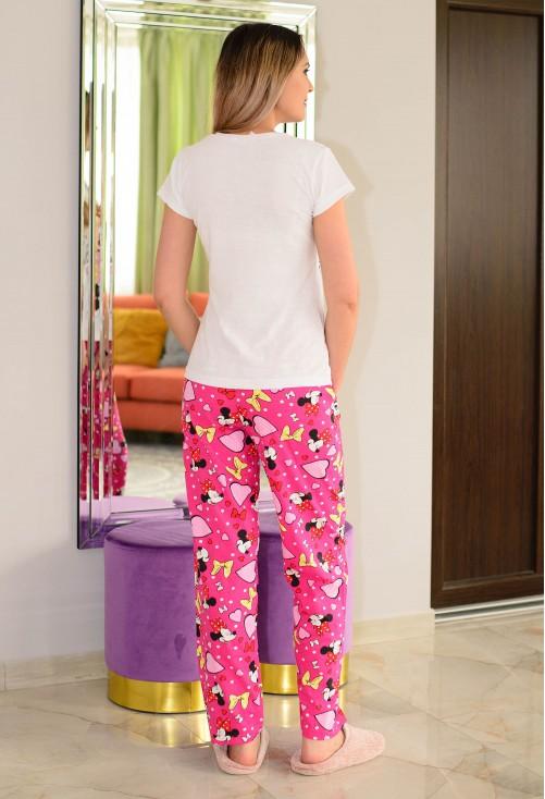 Pijama Pretty Me White