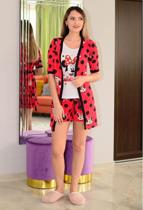 Pijama InLove Red