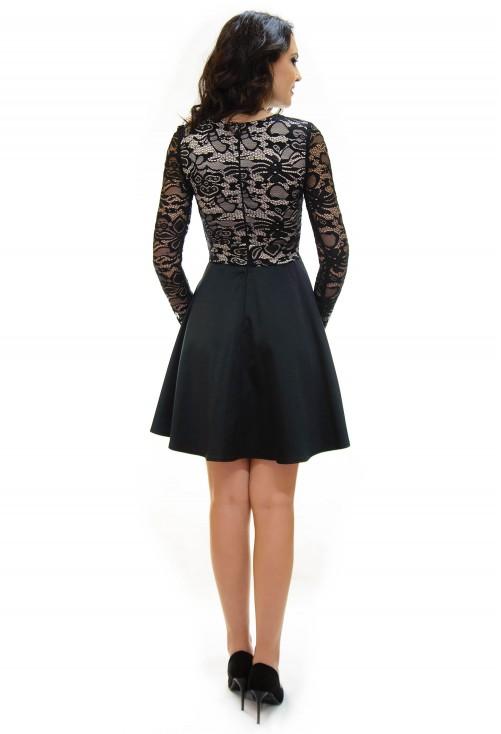 Rochie Ella Collection On The Go Black