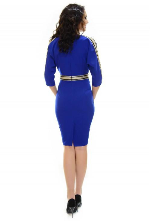 Rochie Perla Donna Made Royal Blue