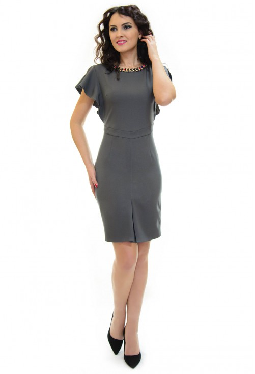 Rochie Perla Donna Inside Of Grey