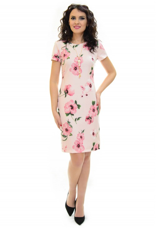 Rochie Lara Bella Fast And Fun Rose