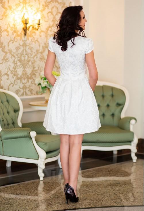 Rochie Ella Collection On Move White