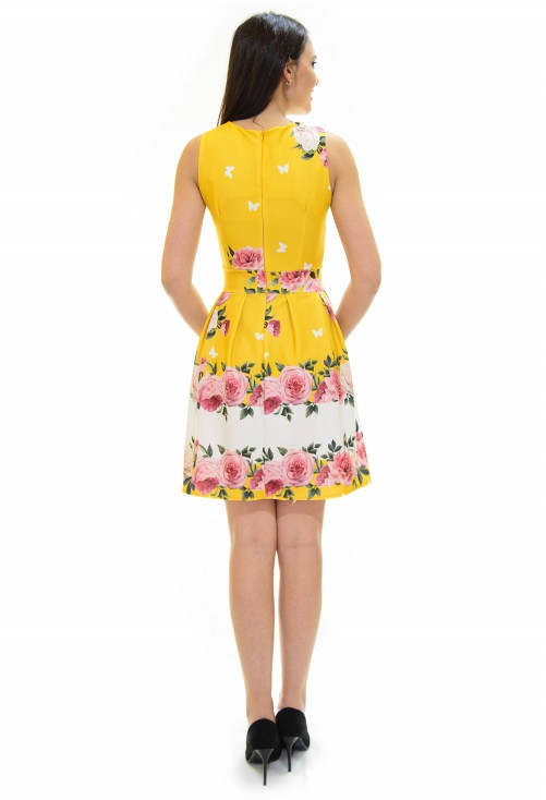 Rochie Better With Yellow