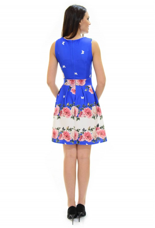 Rochie Better With Blue