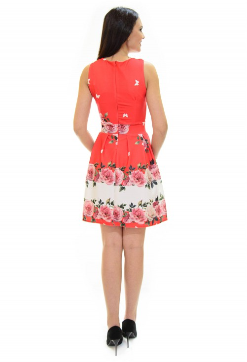 Rochie Better With Red