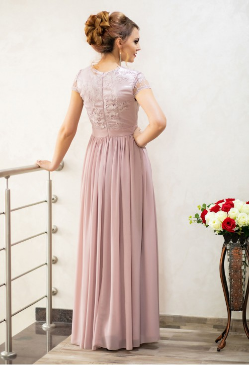 Rochie Ella Collection Daring Truth Cold Pink