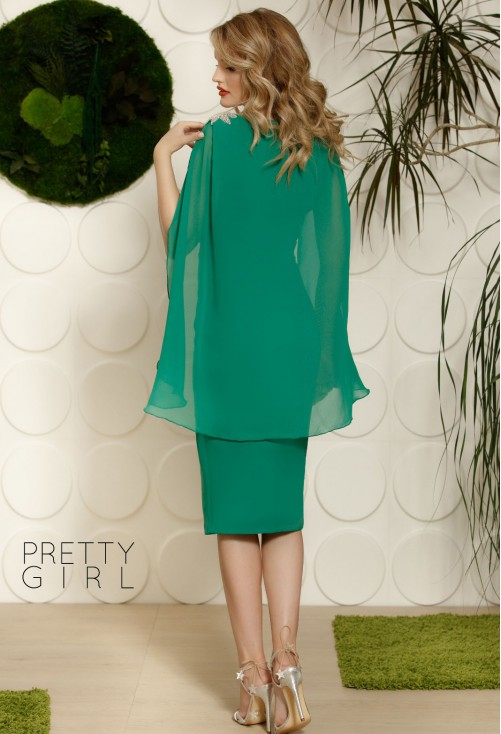 Rochie Pretty Girl Styling Advice Green
