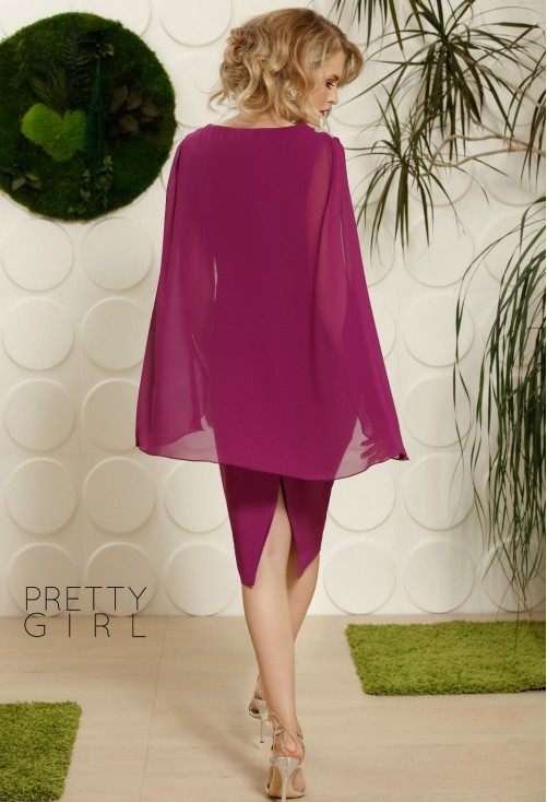 Rochie Pretty Girl Styling Advice Purple