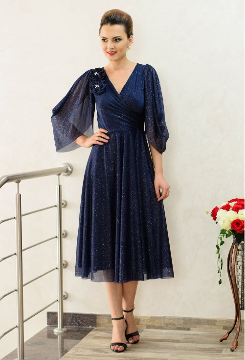 Rochie Intense Beauty DarkBlue