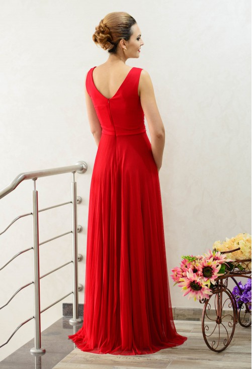 Rochie More Of It Red