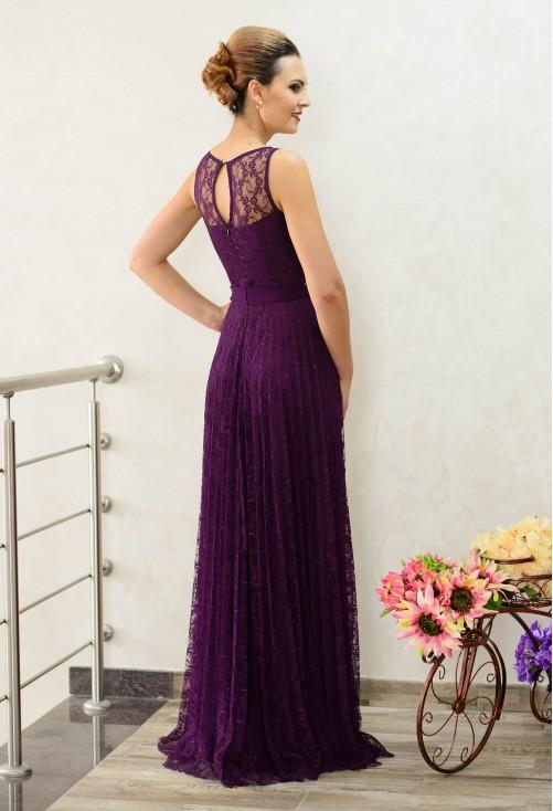 Rochie Dynamic Lace Purple