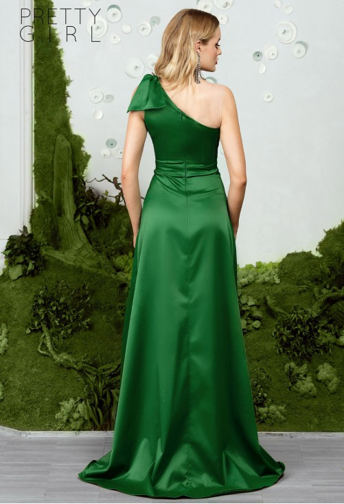 Rochie Pretty Girl Festive Night Green