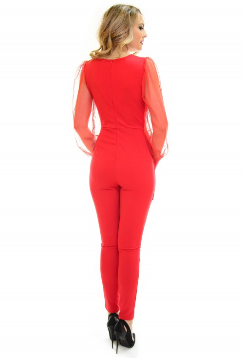 Salopeta Space Fit Red