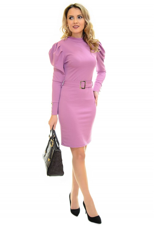Rochie Moving Top Purple