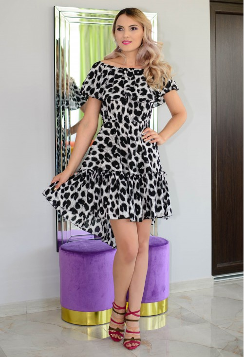 Rochie Summer Rush Animal Print