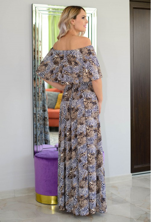 Rochie Special Feeling Animal Print