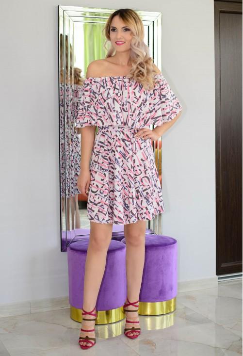 Rochie Destiny Love Pink