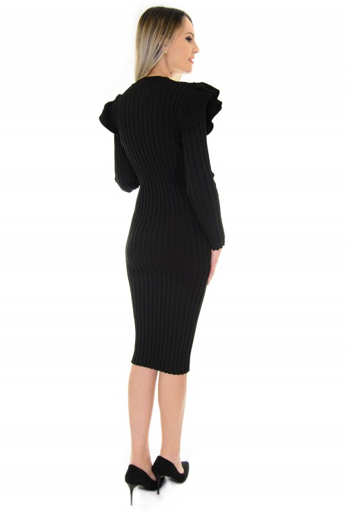 Rochie New Smart Option Black