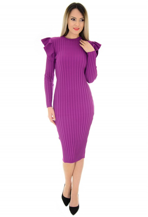 Rochie New Smart Option Purple