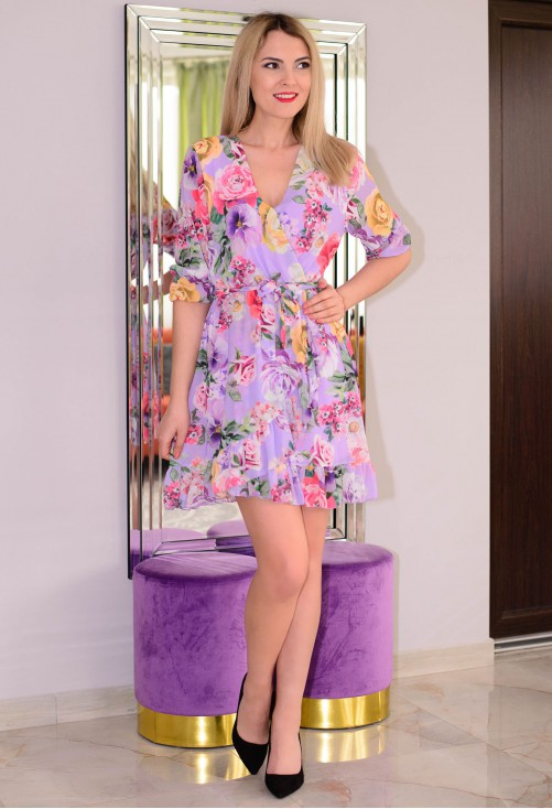 Rochie Purple Dream