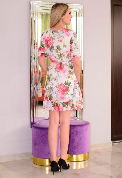 Rochie Spring Desire White