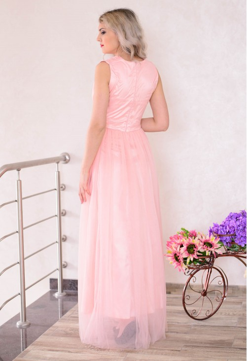 Rochie Ella Collection Sky Fall Pink