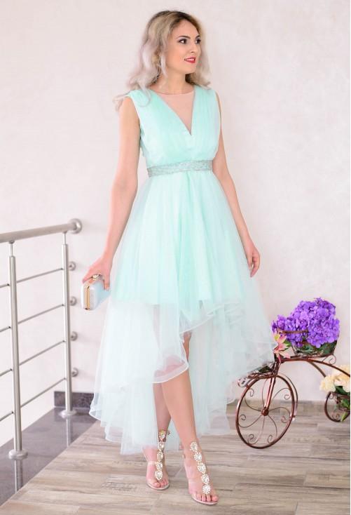 Rochie Ella Collection Beautiful Dream Mint