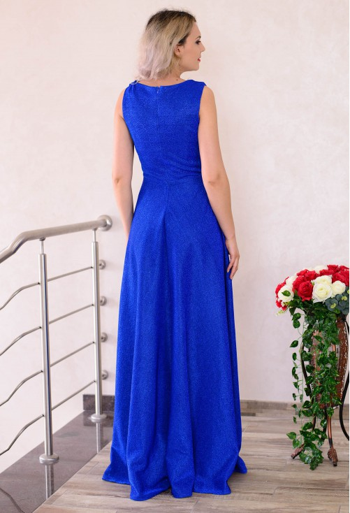 Rochie Choose To Love Royal Blue