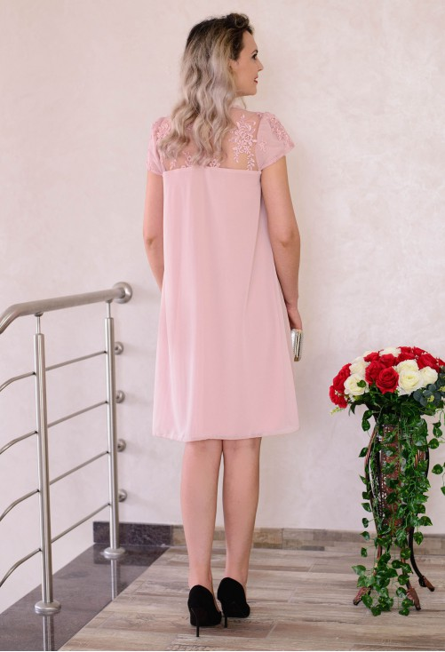 Rochie Ella Collection Peaceful Pink