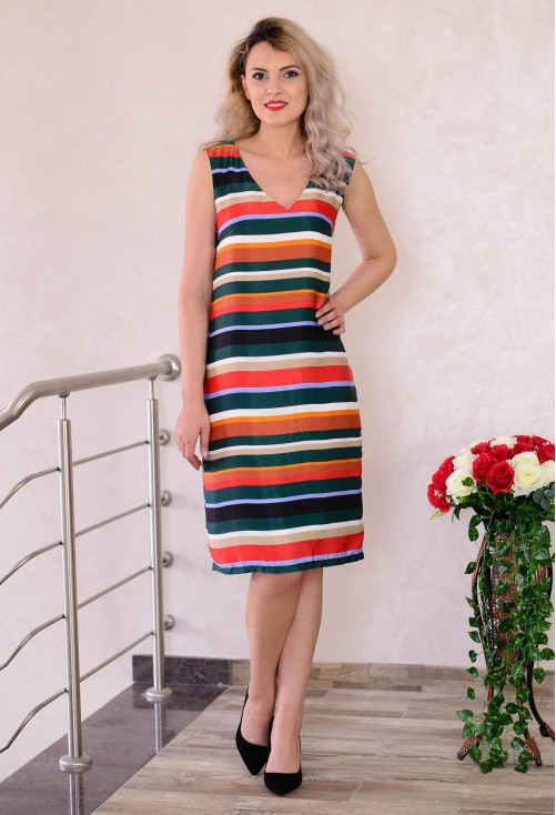 Rochie Rainbow Colors