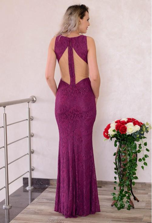Rochie Special Evening Purple