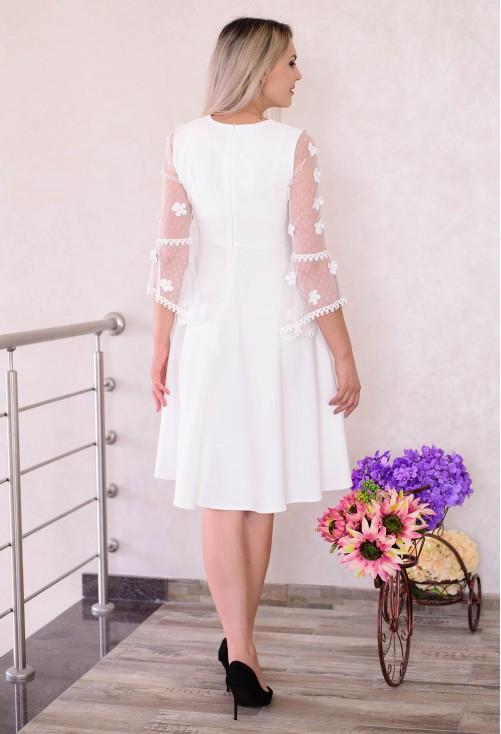 Rochie Dejavu Marvelous White
