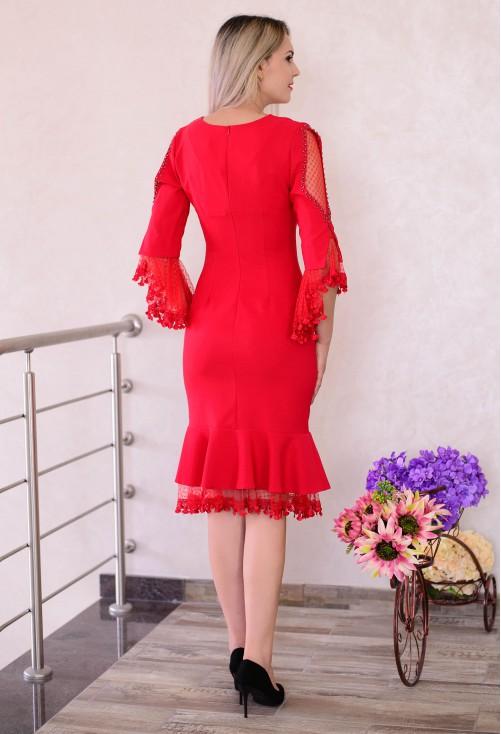 Rochie Dejavu Forever Happy Red