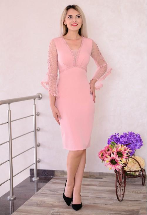 Rochie Dejavu High Dream Pink
