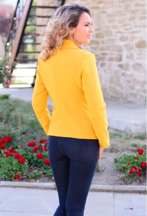 Sacou Fall In Love Mustard