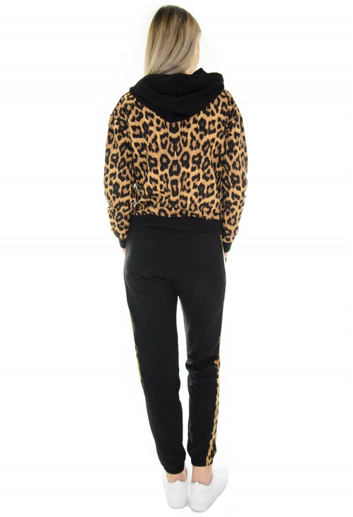 Trening Night Star Animal Print
