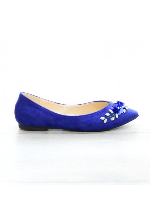 Balerini Blue Sparkle #4138