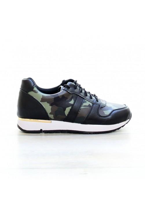 Pantofi Sport Black Army #4147